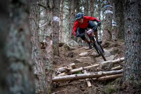 Photo of James SHIRLEY at Laggan Wolftrax