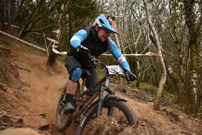 Photo of Stuart PEGG at Afan