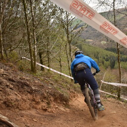 Photo of Lee MARSHALL (vet) at Afan