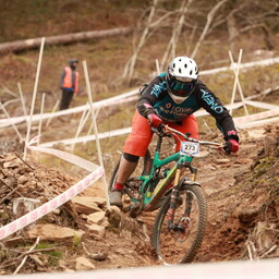 Photo of Christopher WILKINSON at Afan