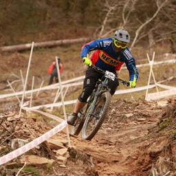 Photo of Mark WADHAM at Afan