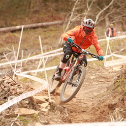 Photo of Stephen HARDY at Afan