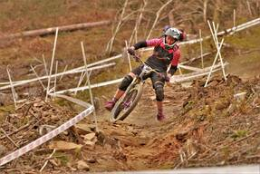 Photo of Rachel GIBBENS at Afan