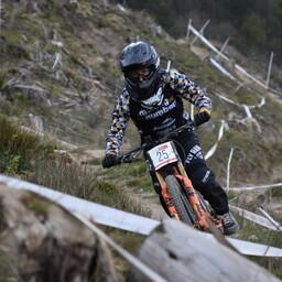 Photo of Kieran DAVIES at Rheola