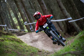 Photo of Danny LANCASTER at Innerleithen