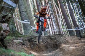 Photo of Sam HARRISON (rpr) at Innerleithen