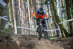 Photo of Dylan HAWORTH at Innerleithen
