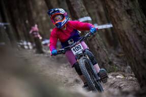 Photo of Heather WILSON at Innerleithen