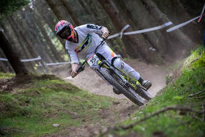 Photo of Connor LEITCH at Innerleithen