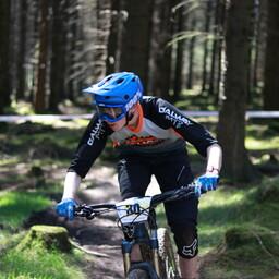 Photo of Danny BICHARD at Ballinastoe Woods, Co. Wicklow