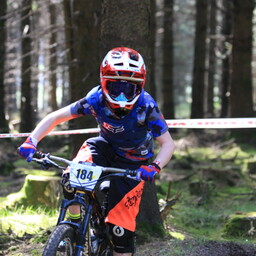 Photo of Chad MCLAUGHLIN at Ballinastoe Woods, Co. Wicklow