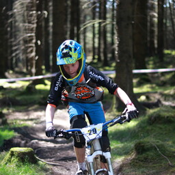 Photo of Cian BICHARD at Ballinastoe Woods, Co. Wicklow