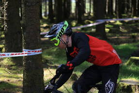Photo of Nick ROCKS at Ballinastoe Woods
