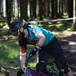 Photo of Marty CARR at Ballinastoe Woods, Co. Wicklow