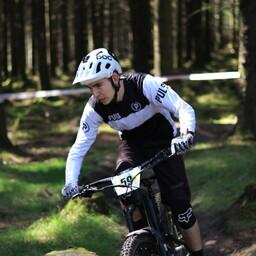 Photo of Sam CALLAGHAN at Ballinastoe Woods, Co. Wicklow
