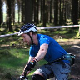 Photo of Damien BYRNE at Ballinastoe Woods, Co. Wicklow