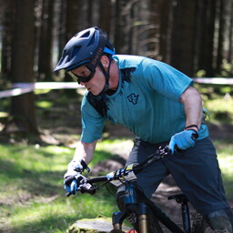 Photo of Barry TRAVERS at Ballinastoe Woods, Co. Wicklow