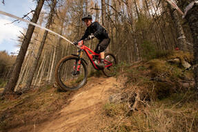 Photo of Ben BALFOUR at Laggan Wolftrax