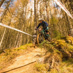 Photo of Polly HENDERSON at Laggan Wolftrax