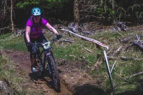 Photo of Elizabeth DOHERTY at Ballinastoe Woods