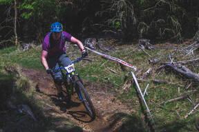 Photo of Shane HUDSON at Ballinastoe Woods