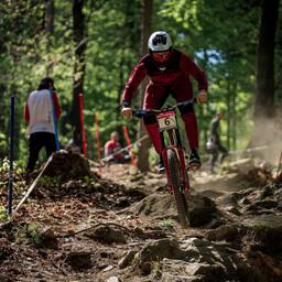 Photo of Sam BLENKINSOP at Maribor