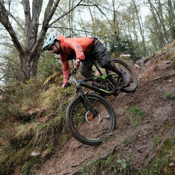 Photo of Barry MCCORMACK at Dunkeld