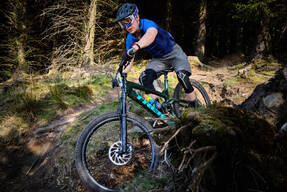 Photo of Stephen BRYAN at Ballinastoe Woods, Co. Wicklow