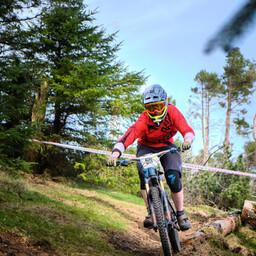 Photo of Brendan CALLAGHAN (u21) at Ballinastoe Woods, Co. Wicklow