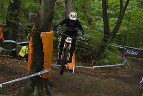 Photo of Max MORGAN (pro) at Maribor