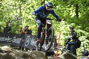 Photo of Morgan TYRRELL (jun) at Maribor