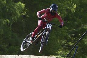 Photo of Taylor VERNON at Maribor