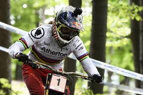 Photo of Rachel ATHERTON at Maribor