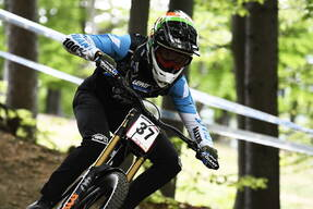 Photo of Jacob DICKSON at Maribor