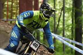Photo of Matthew WALKER at Maribor