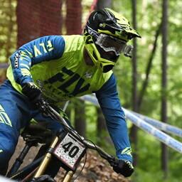 Photo of Matt WALKER at Maribor