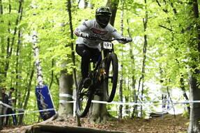 Photo of Nikolas NESTOROFF at Maribor