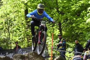 Photo of Ian MILLEY at Maribor
