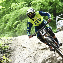 Photo of Eddie MASTERS at Maribor