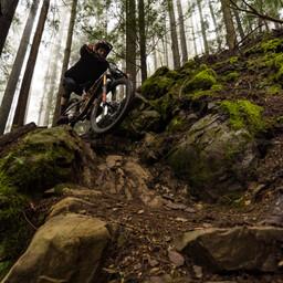 Photo of Aidan EDWARDS at Tiger Mountain, WA