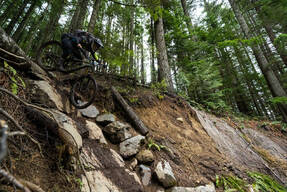 Photo of Kyle GILLESPIE at Tiger Mountain, WA