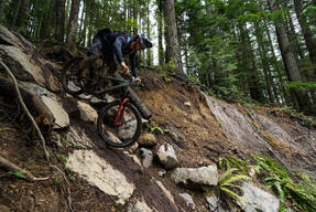 Photo of Jacob BLACK at Tiger Mountain, WA