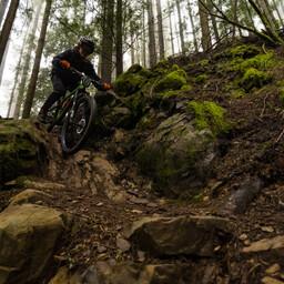 Photo of Bronwynn GAR-AOUY at Tiger Mountain, WA