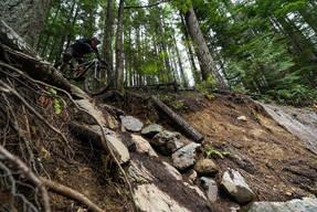 Photo of Myles LUCAS at Tiger Mountain, WA