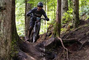 Photo of Logan WETZEL at Tiger Mountain, WA