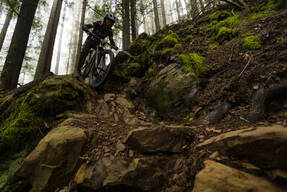 Photo of Anthony WELCH at Tiger Mountain, WA
