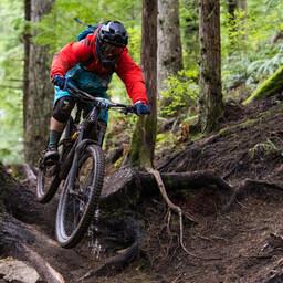 Photo of Micah STORER at Tiger Mountain, WA