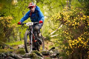 Photo of Ian NICOL at Dunkeld