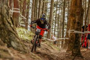 Photo of Sam BLAND (rpr) at Innerleithen