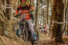 Photo of Aaron MCCLEAN at Innerleithen